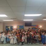 Holy Family School All Saints' Day Parade