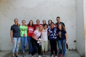 Youth Reflections on Mission Trip